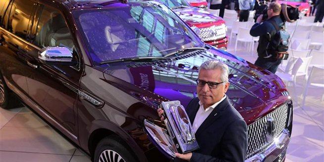 2018北美車展揭曉年度大獎