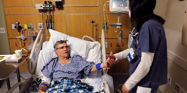 """美國進入流感高峰期 13年來首次達""""廣泛傳播""""級別"""