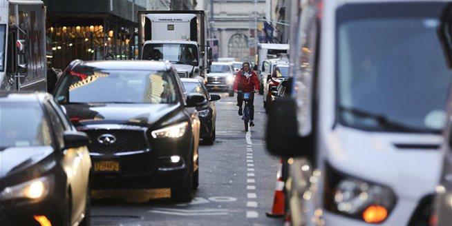 紐約市計劃增設更多自行車道確保騎行安全
