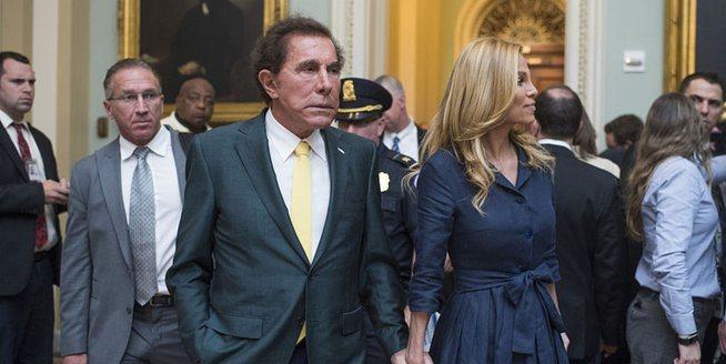 美政壇大佬因性醜聞辭職 都是前妻惹的禍?