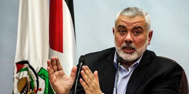 """美國將巴勒斯坦哈馬斯領導人哈尼亞列入恐怖嫌疑分子""""黑名單"""""""