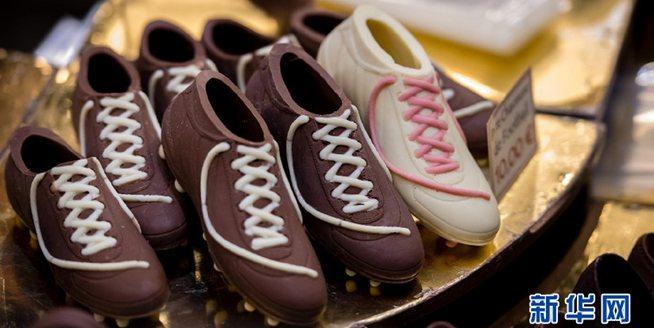 情人節不敷衍 創意造型巧克力幫你搞定女友