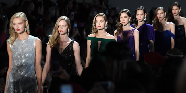 2018紐約時裝周開幕