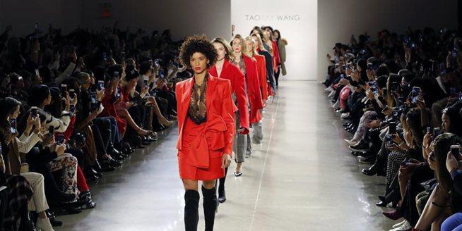 Taoray Wang品牌亮相紐約時裝周