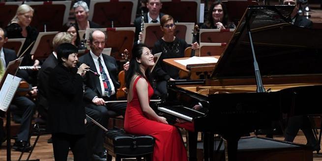 舊金山交響樂團連續第18年舉行中國新年音樂會