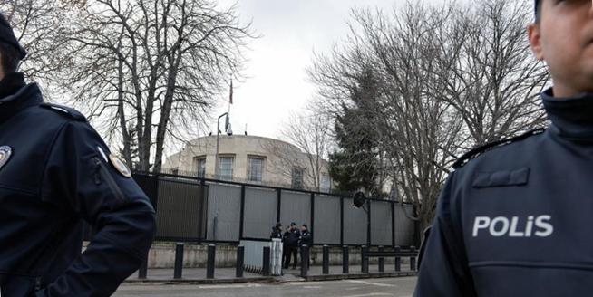 """""""安全威脅""""致美國駐土耳其大使館臨時關閉"""