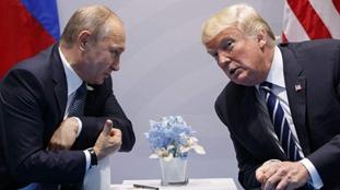 特朗普與普京通電話:或在不久將來會面