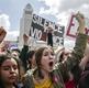 """通訊:""""為生命戰鬥,現在還來得及""""——全美學生遊行呼吁控槍"""