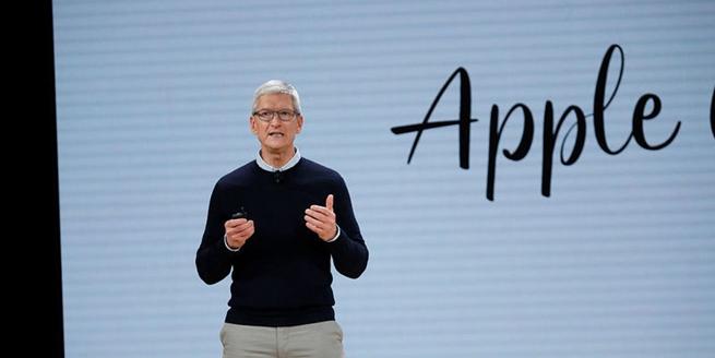 美國蘋果公司舉辦春季新品發布會