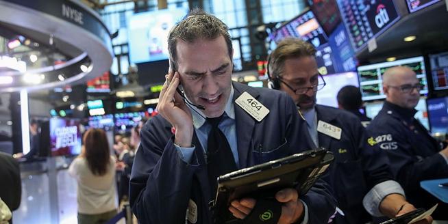 貿易摩擦刺激華爾街 美股再現大幅下跌
