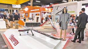 中企閃耀國際太陽能頂級展會