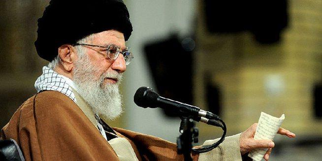 哈梅內伊譴責美國幹涉伊朗發生的抗議活動